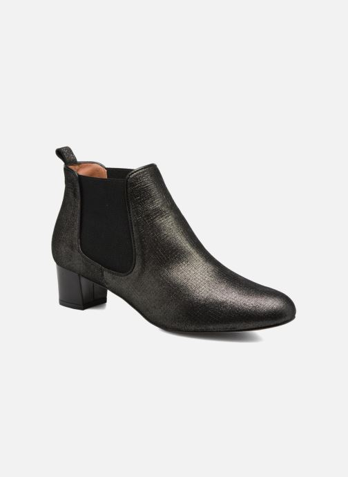 Ankle boots Heyraud SOLANTA Black detailed view/ Pair view