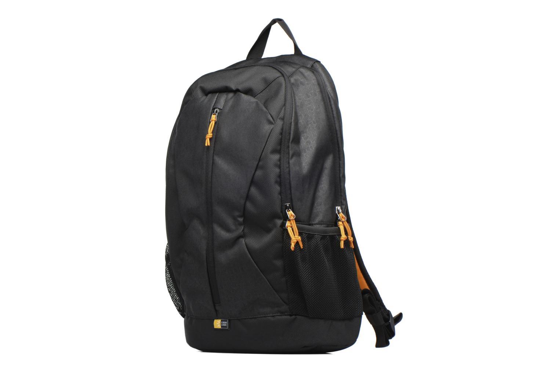 """Sacs ordinateur Case Logic Ibira Backpack 15,6"""" Noir vue portées chaussures"""
