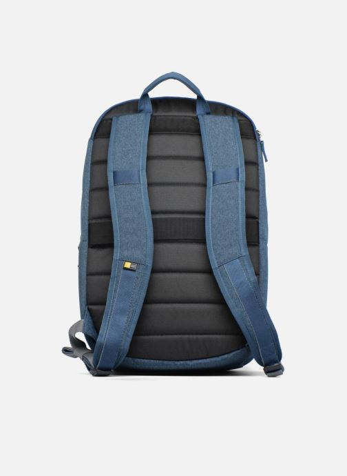 "Computertassen Case Logic Huxton Backpack 15,6"" Blauw voorkant"