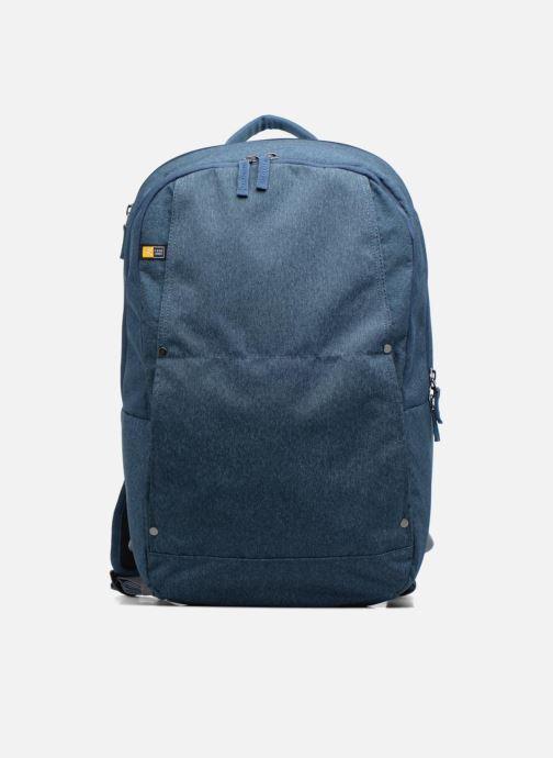 """Sacs ordinateur Case Logic Huxton Backpack 15,6"""" Bleu vue détail/paire"""