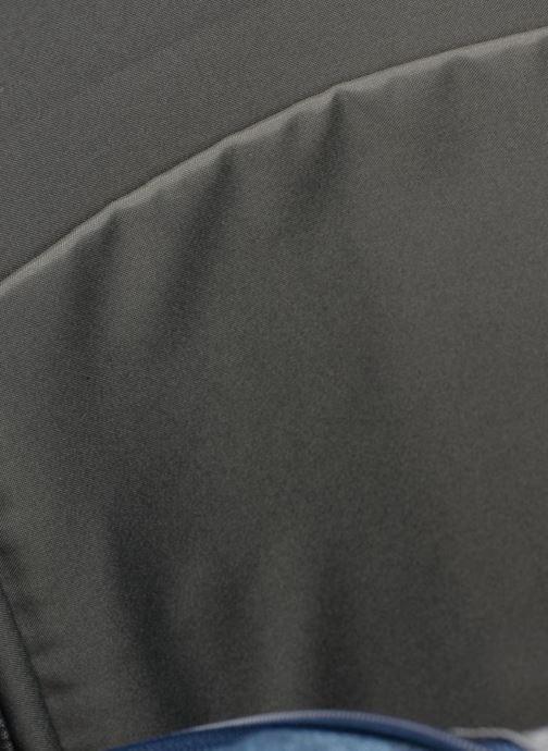"""Laptoptaschen Case Logic Huxton Backpack 15,6"""" blau ansicht von hinten"""