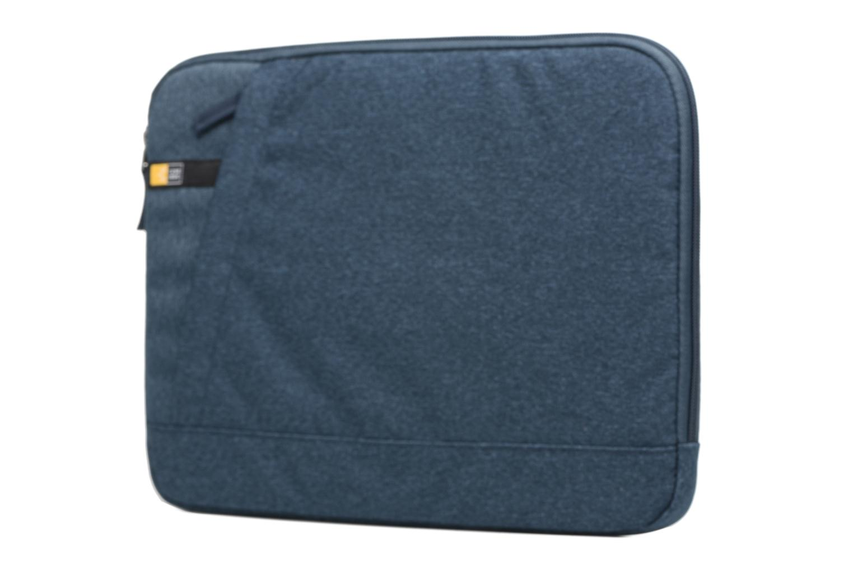 "Kleine lederwaren Case Logic Case logic Huxton Sleeve 13"" Blue Navy Zwart model"