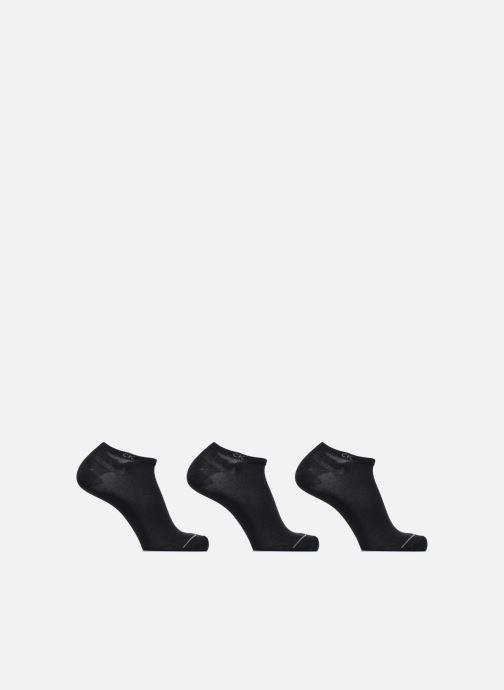 Chaussettes et collants Calvin Klein Lot de 3 paires de chaussettes sport courtes Noir vue détail/paire