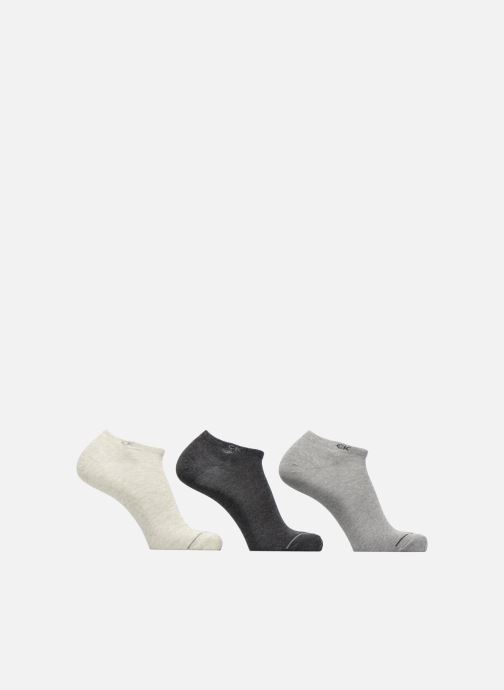 Socks & tights Calvin Klein Lot de 3 paires de chaussettes sport courtes Grey detailed view/ Pair view