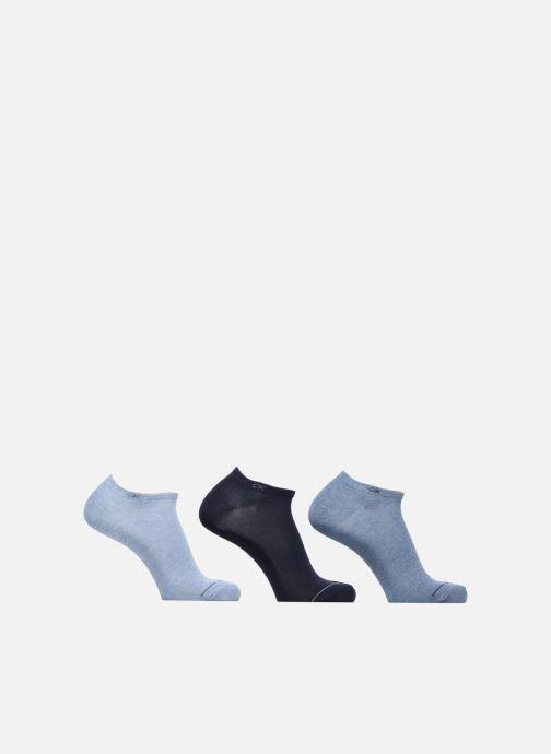Socks & tights Calvin Klein Lot de 3 paires de chaussettes sport courtes Blue detailed view/ Pair view