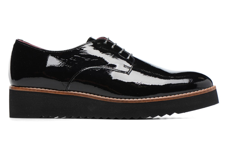 Chaussures à lacets HE Spring Lana Noir vue derrière