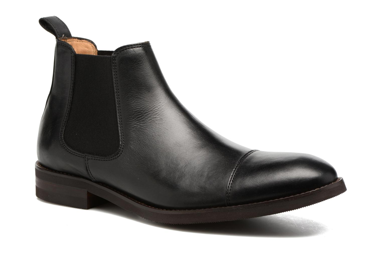 HE Spring Jules (Noir) - Bottines et boots en Más cómodo Super rabais