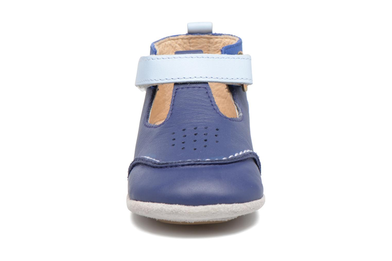 Pantoffels Robeez Salomon Blauw model