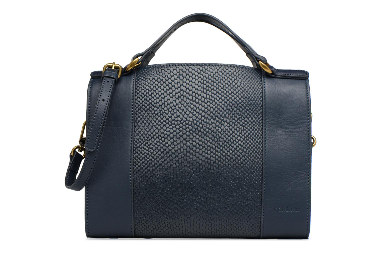 Handtassen Nat & Nin Louise Blauw detail