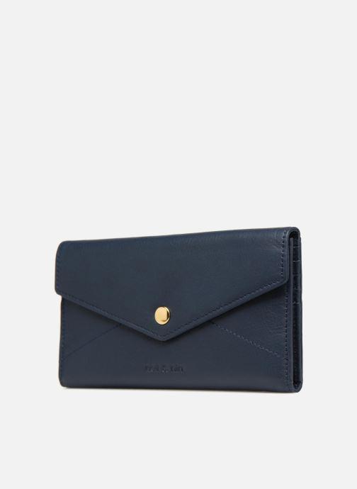 Portemonnaies & Clutches Nat & Nin Noa blau schuhe getragen