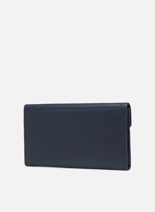Portemonnaies & Clutches Nat & Nin Noa blau ansicht von rechts