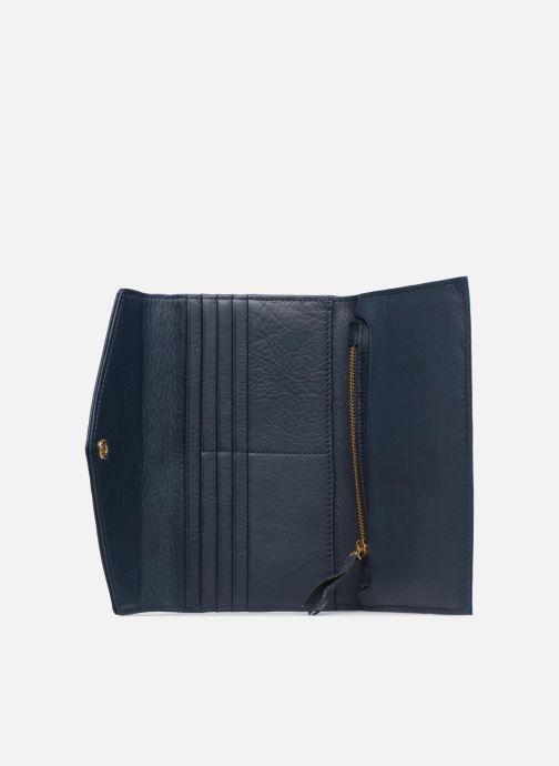 Portemonnaies & Clutches Nat & Nin Noa blau ansicht von hinten