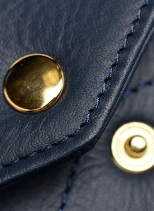 Portemonnaies & Clutches Nat & Nin Noa blau ansicht von links