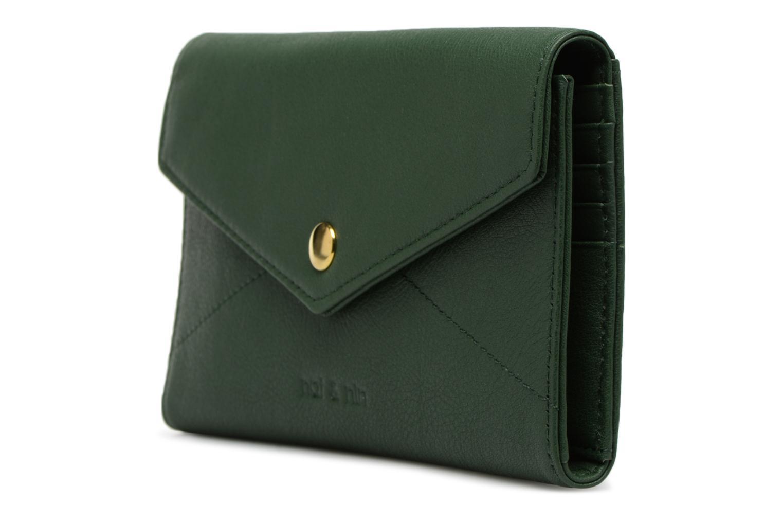 Portemonnaies & Clutches Nat & Nin Noa grün schuhe getragen