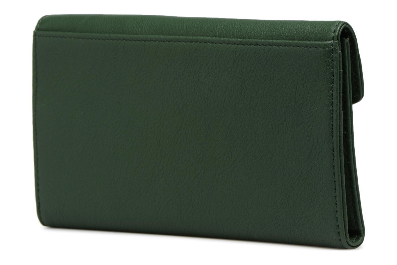Portemonnaies & Clutches Nat & Nin Noa grün ansicht von rechts