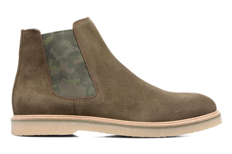 Bottines et boots Mr SARENZA Sperry Vert vue détail/paire