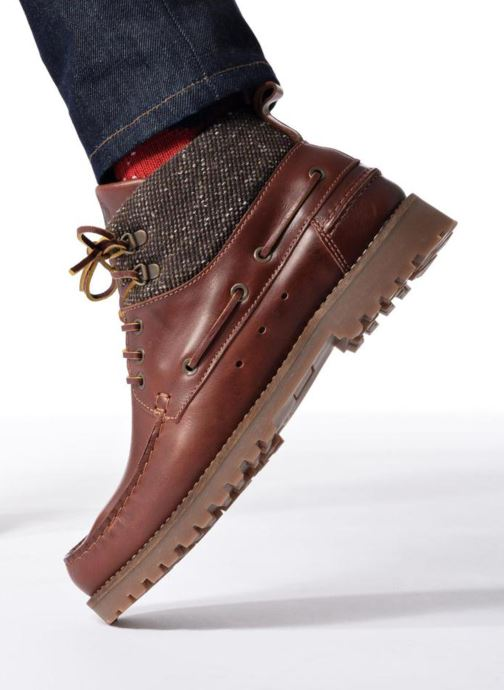 309006 Bottines marron Mr Stellan Sarenza Et Chez Boots zBzx0t