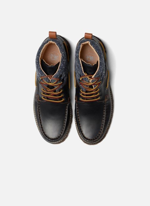 Sarenza Mr Stellan Bottines Navy Boots Et J3FKT1lc