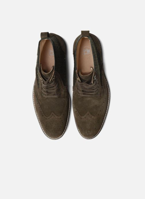 Sarenza Et Chez309010 Mr SpolingvertBottines Boots mNnv0w8