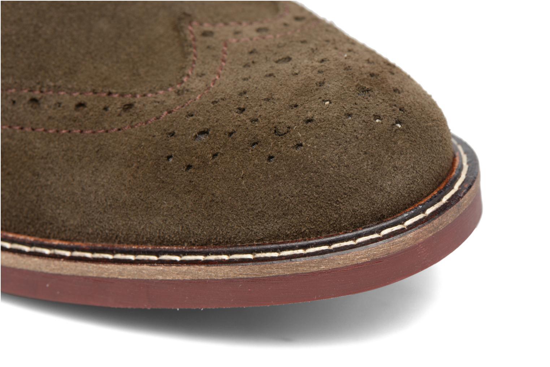 Boots en enkellaarsjes Mr SARENZA Spoling Groen links