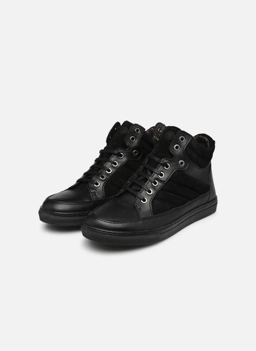 Sneakers Mr SARENZA Sven Nero immagine dal basso