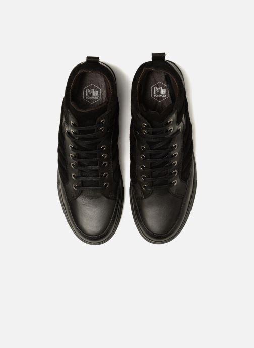 Sneakers Mr SARENZA Sven Nero modello indossato
