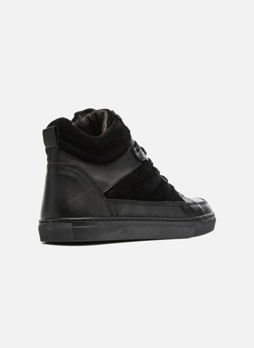 Sneakers Mr SARENZA Sven Nero immagine frontale