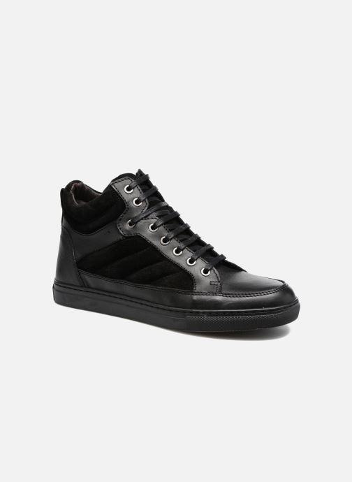 Sneakers Mr SARENZA Sven Nero immagine destra