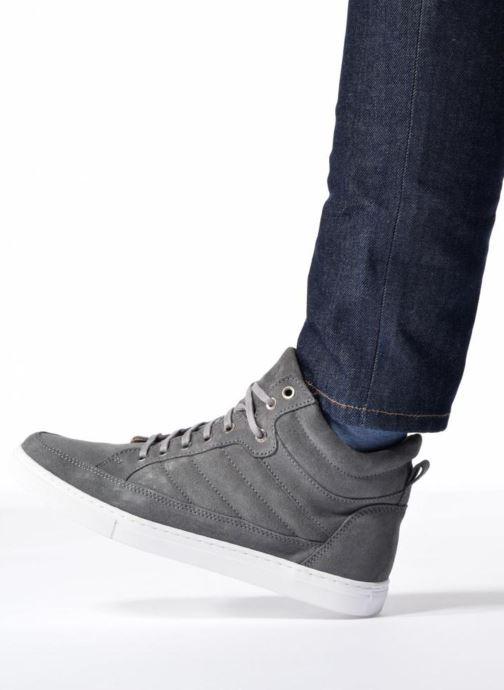 Sneakers Mr SARENZA Sven Grigio immagine dal basso