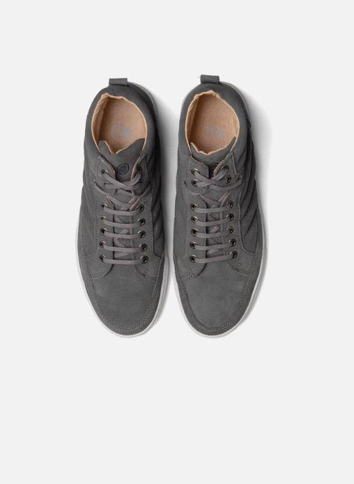 Sneakers Mr SARENZA Sven Grigio modello indossato
