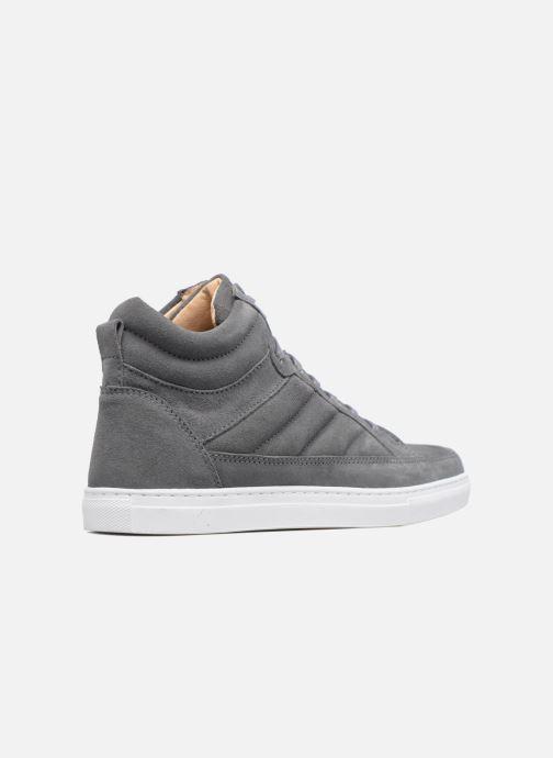 Sneakers Mr SARENZA Sven Grigio immagine frontale