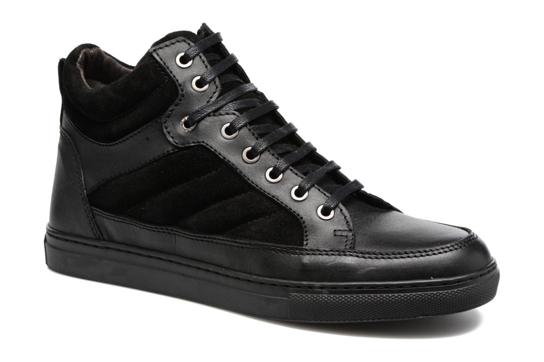 Sneakers Mr SARENZA Sven Zwart rechts