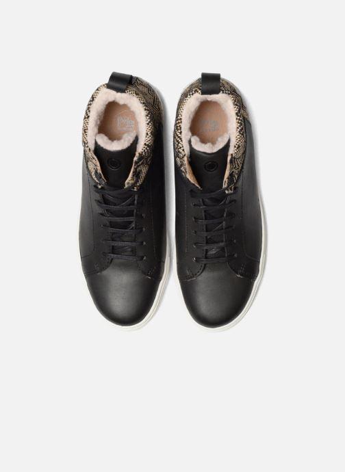Baskets Mr SARENZA Storane Noir vue portées chaussures