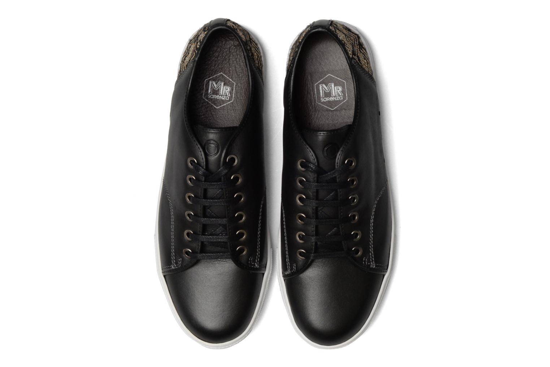 Sneakers Mr SARENZA Stora Zwart model
