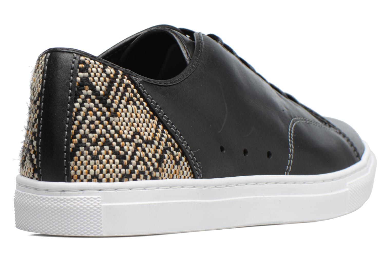 Sneakers Mr SARENZA Stora Zwart voorkant
