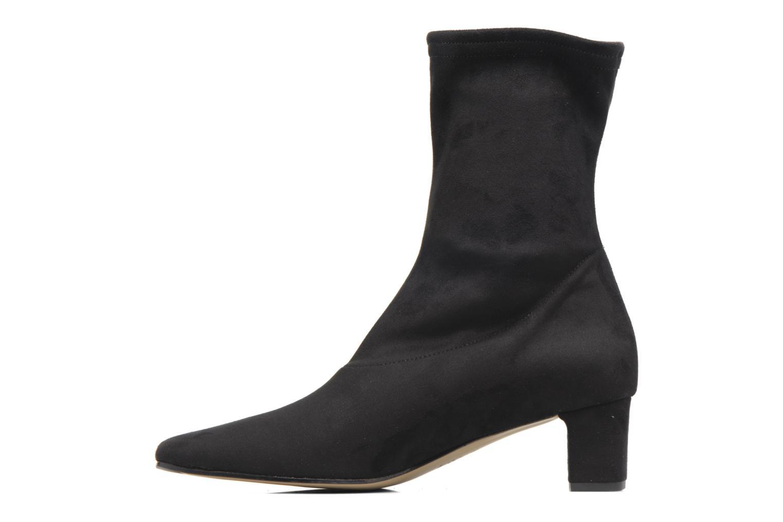 Ankle boots Elizabeth Stuart Erwin 342 Black front view