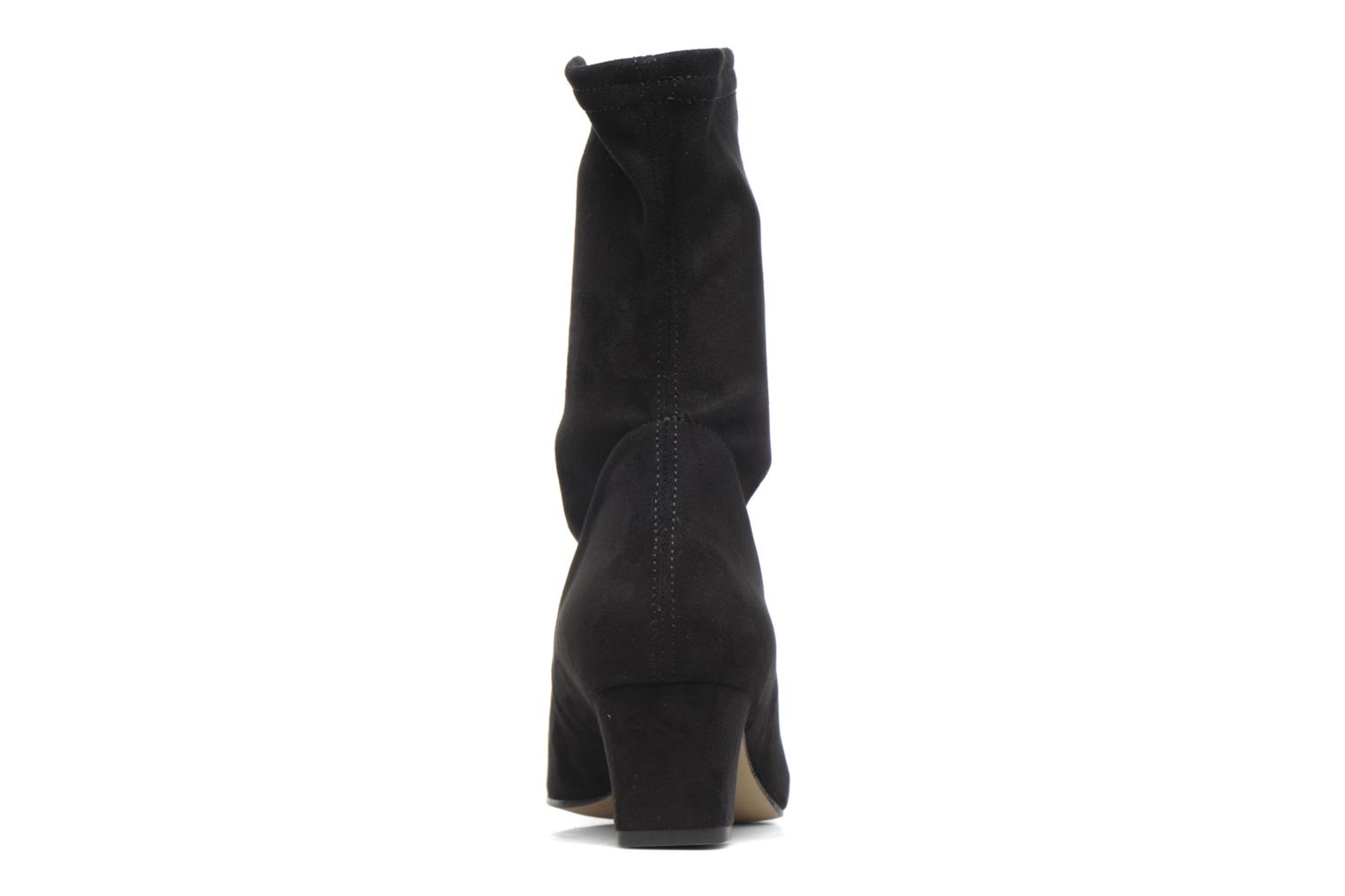 Ankle boots Elizabeth Stuart Erwin 342 Black view from the right