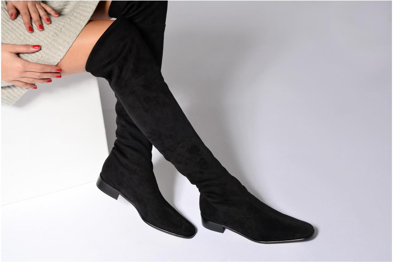 Boots & wellies Elizabeth Stuart Bilton 342 Black view from underneath / model view