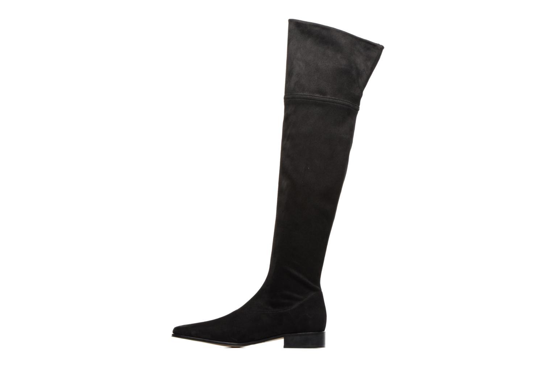 Boots & wellies Elizabeth Stuart Bilton 342 Black front view