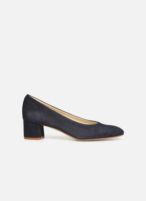 High heels Elizabeth Stuart Dixy 300 Blue back view