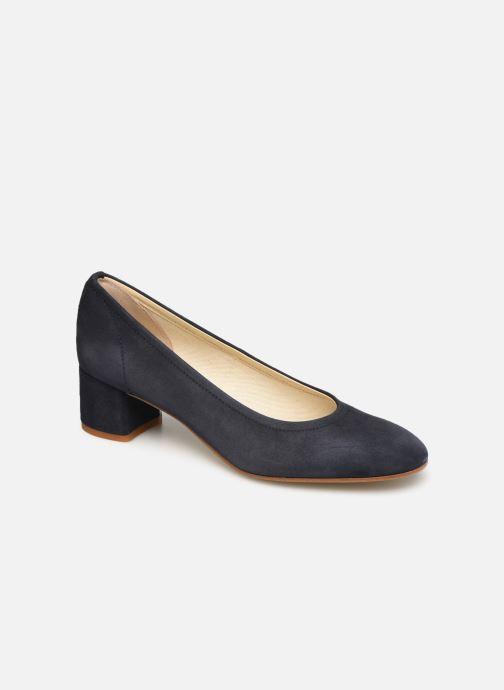 High heels Elizabeth Stuart Dixy 300 Blue detailed view/ Pair view