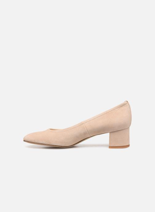 High heels Elizabeth Stuart Dixy 300 Beige front view