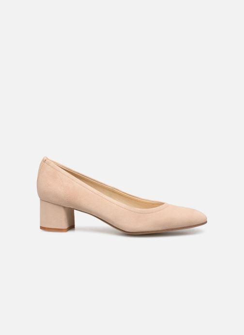 High heels Elizabeth Stuart Dixy 300 Beige back view
