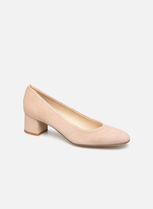 High heels Elizabeth Stuart Dixy 300 Beige detailed view/ Pair view