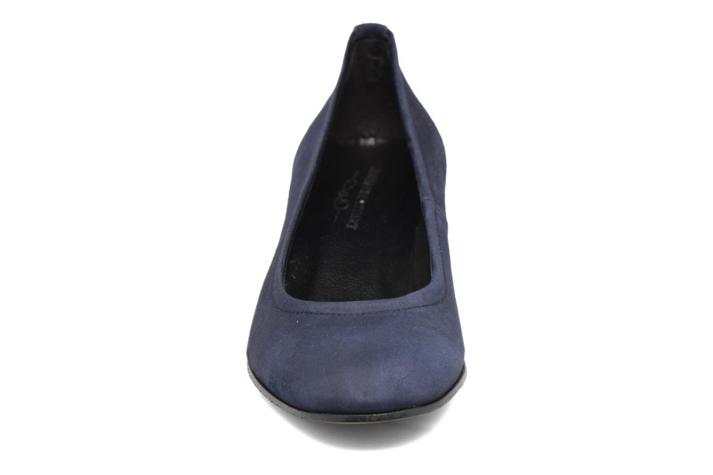 Escarpins Elizabeth Stuart Dixy 300 Bleu vue portées chaussures