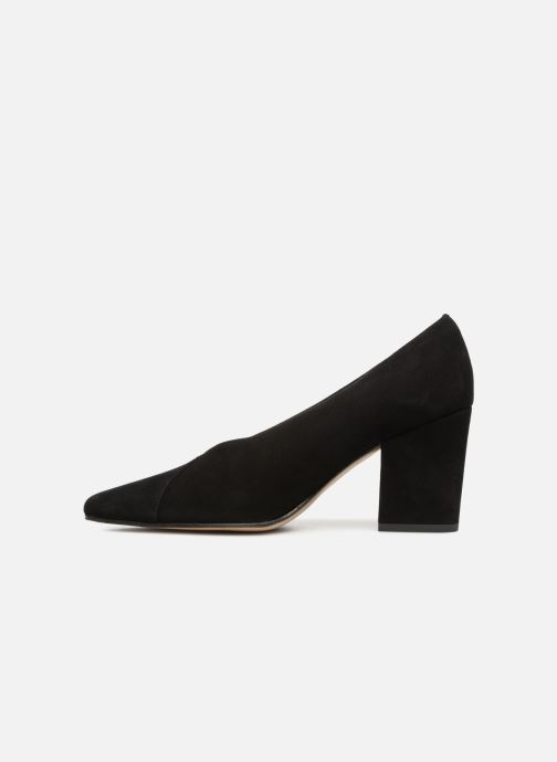 Zapatos de tacón Elizabeth Stuart Test 300 Negro vista de frente