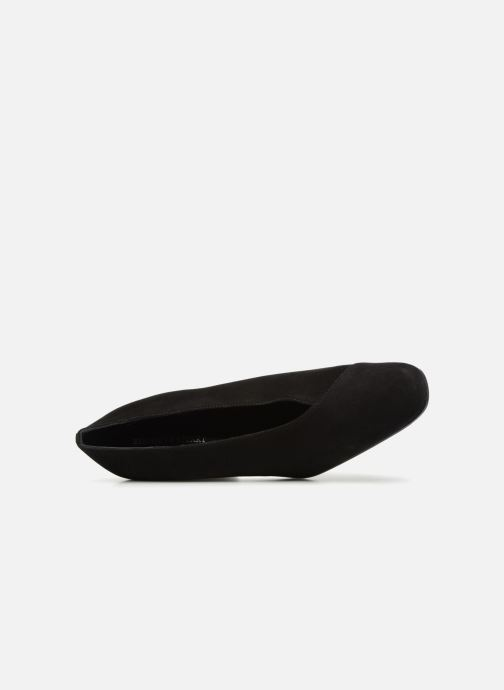 Zapatos de tacón Elizabeth Stuart Test 300 Negro vista lateral izquierda