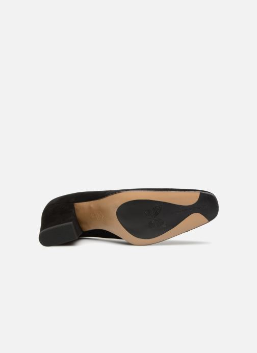 Zapatos de tacón Elizabeth Stuart Test 300 Negro vista de arriba