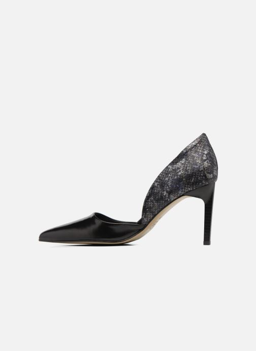 High heels Elizabeth Stuart Laslo 132 Black front view