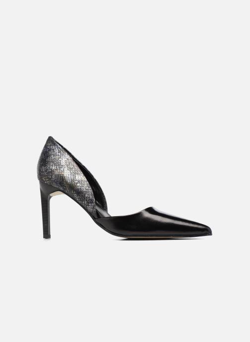 High heels Elizabeth Stuart Laslo 132 Black back view